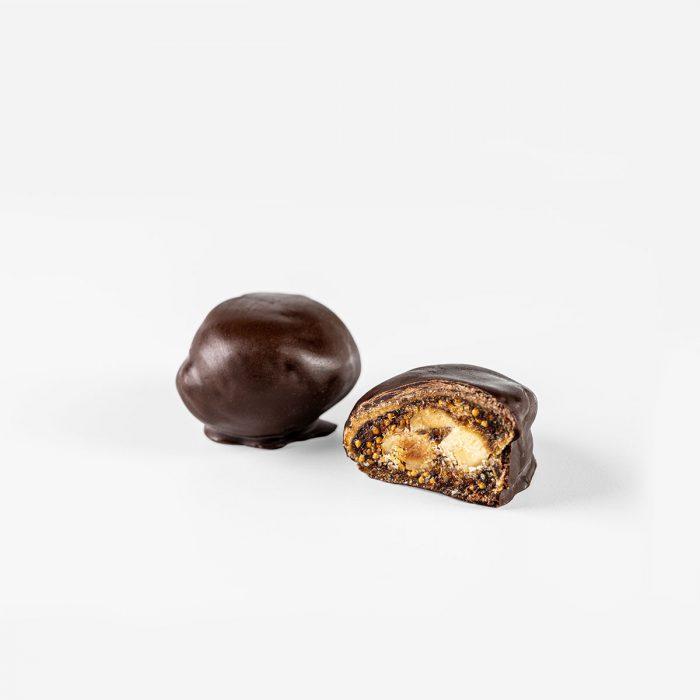 Fichi ricoperti al cioccolato - Torroni Franco Cataruozzolo