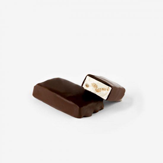 Torroncini alle mandorle ricoperti al cioccolato - Torroni Franco Cataruozzolo
